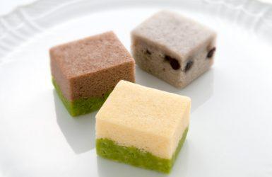 柴舟小出様の和菓子「山野草」写真