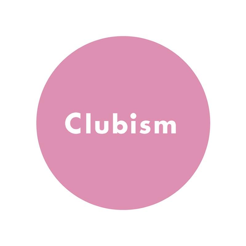 雑誌「Clubism」のエディトリアルデザイン